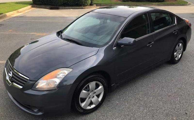 Nissan Altima 2008 $2550.00 incacar.com