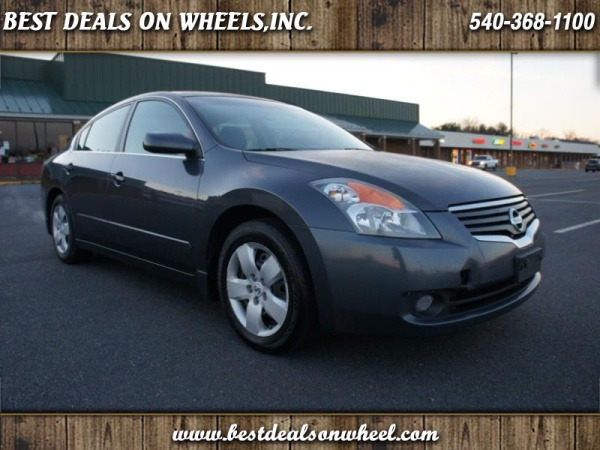 Nissan Altima 2008 $3995.00 incacar.com