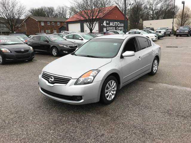 Nissan Altima 2009 $7995.00 incacar.com