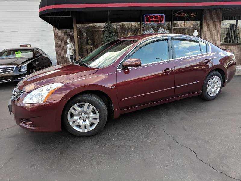 Nissan Altima 2010 $6988.00 incacar.com