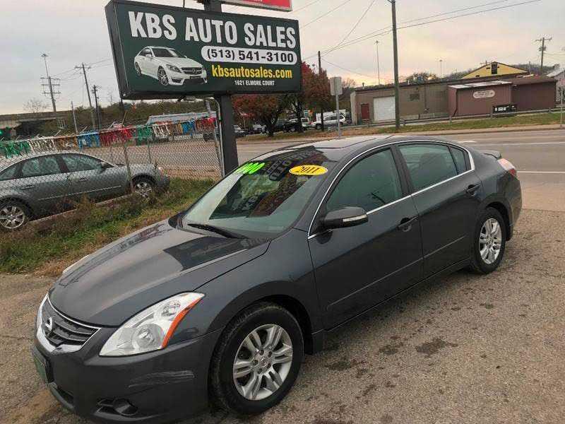 Nissan Altima 2011 $3980.00 incacar.com