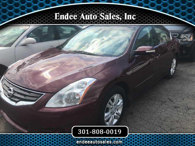 Nissan Altima 2011 $3500.00 incacar.com