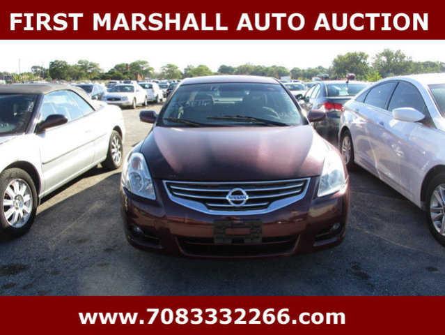 Nissan Altima 2012 $3700.00 incacar.com