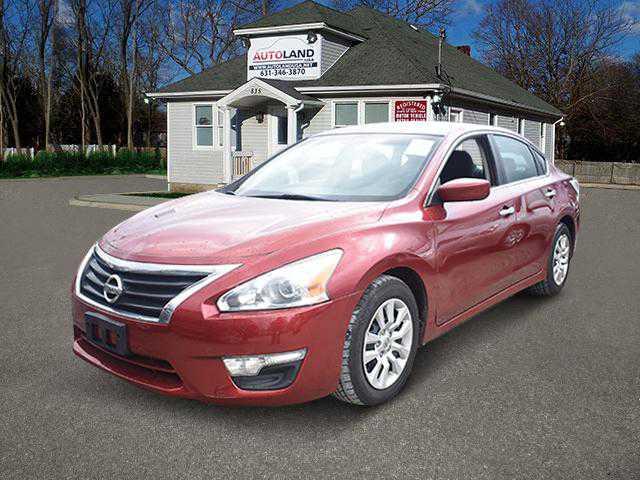 Nissan Altima 2014 $10213.00 incacar.com
