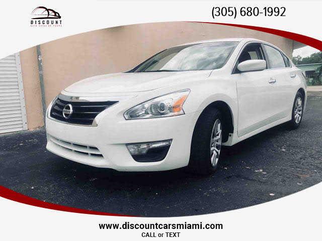 Nissan Altima 2015 $5995.00 incacar.com