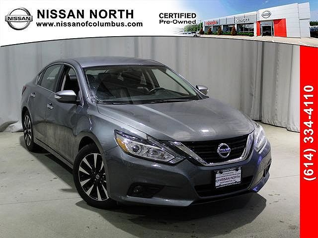used Nissan Altima 2018 vin: 1N4AL3AP4JC168755