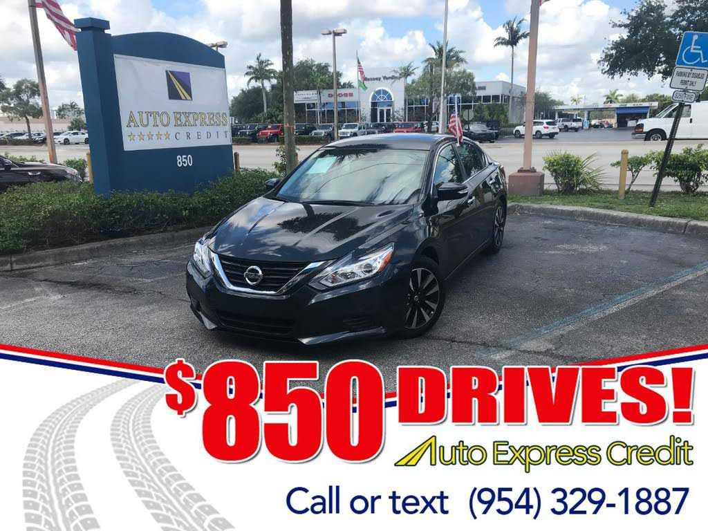 Nissan Altima 2018 $14800.00 incacar.com