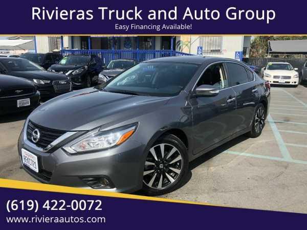 Nissan Altima 2018 $16995.00 incacar.com