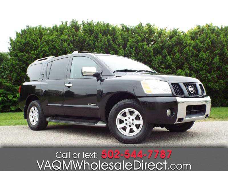 Nissan Armada 2004 $7995.00 incacar.com