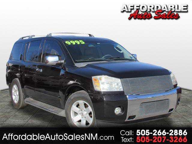 Nissan Armada 2006 $999500.00 incacar.com