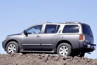 Nissan Armada 2006 $2995.00 incacar.com