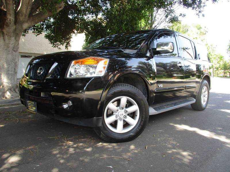 Nissan Armada 2008 $7985.00 incacar.com