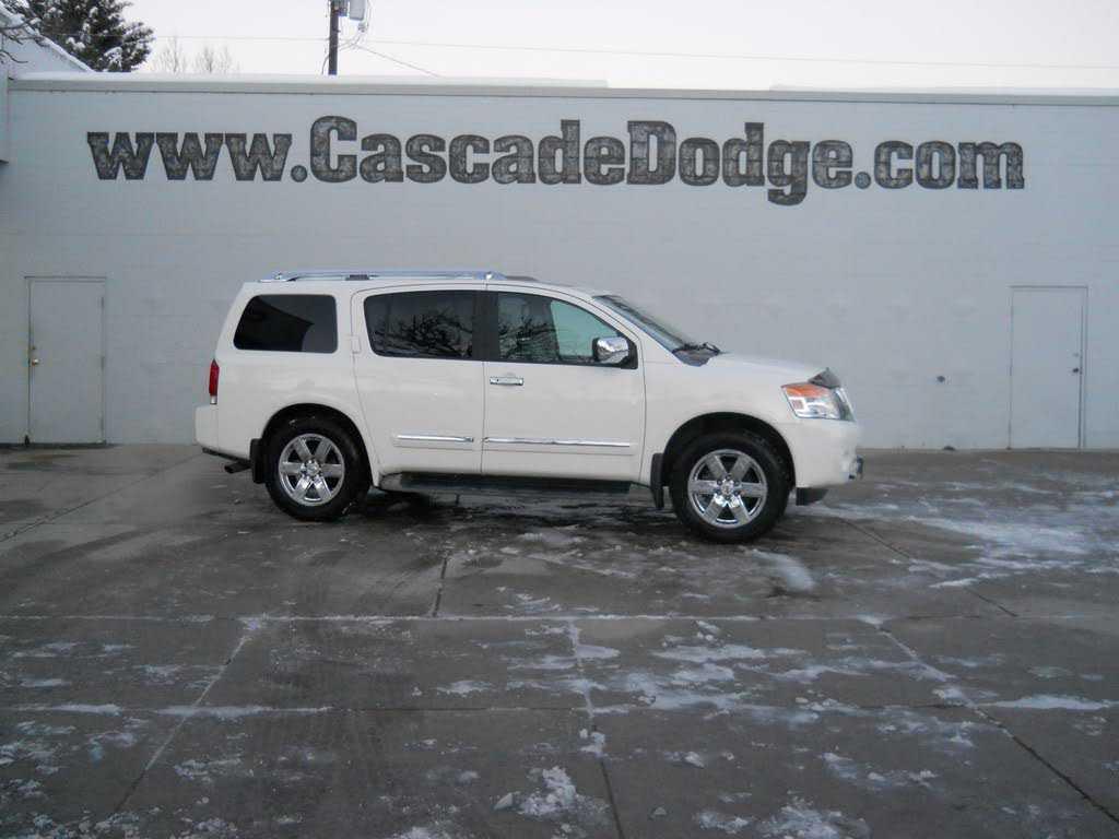 Nissan Armada 2010 $17250.00 incacar.com