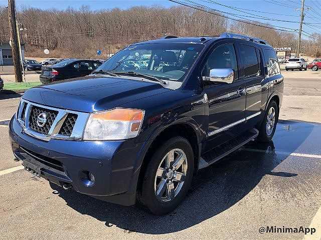 Nissan Armada 2010 $8999.00 incacar.com