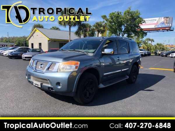 Nissan Armada 2010 $11495.00 incacar.com