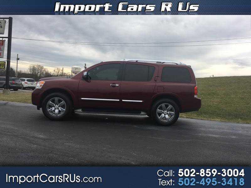 Nissan Armada 2011 $15990.00 incacar.com