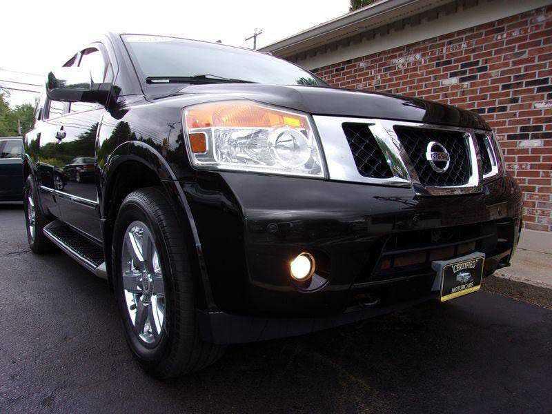 Nissan Armada 2011 $13995.00 incacar.com