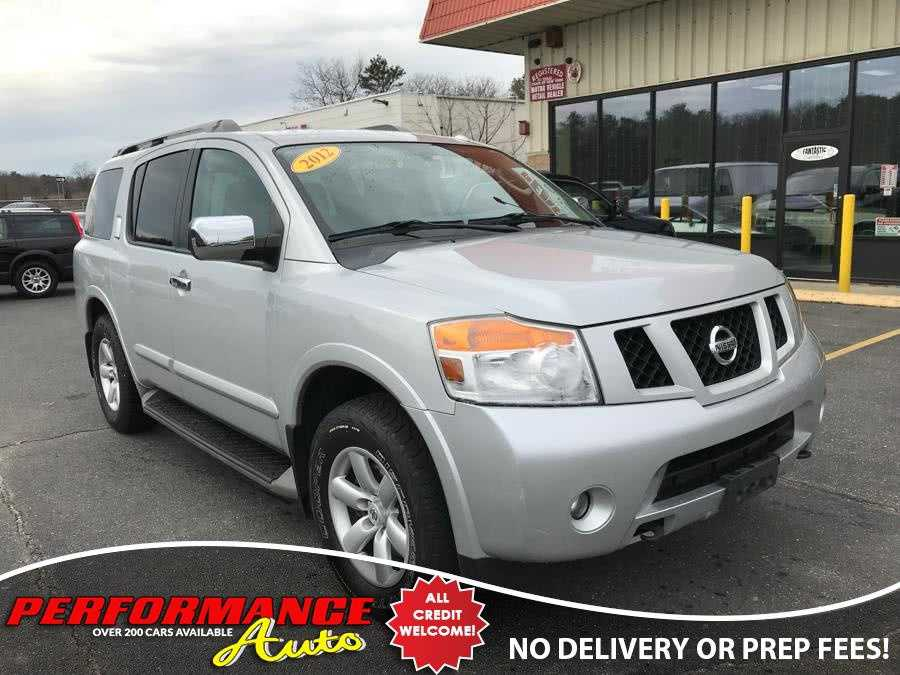 Nissan Armada 2012 $16998.00 incacar.com