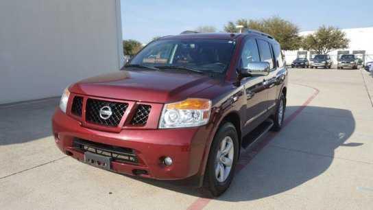 Nissan Armada 2012 $15347.00 incacar.com