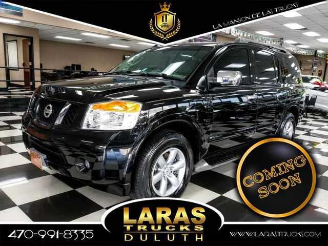 Nissan Armada 2012 $12995.00 incacar.com