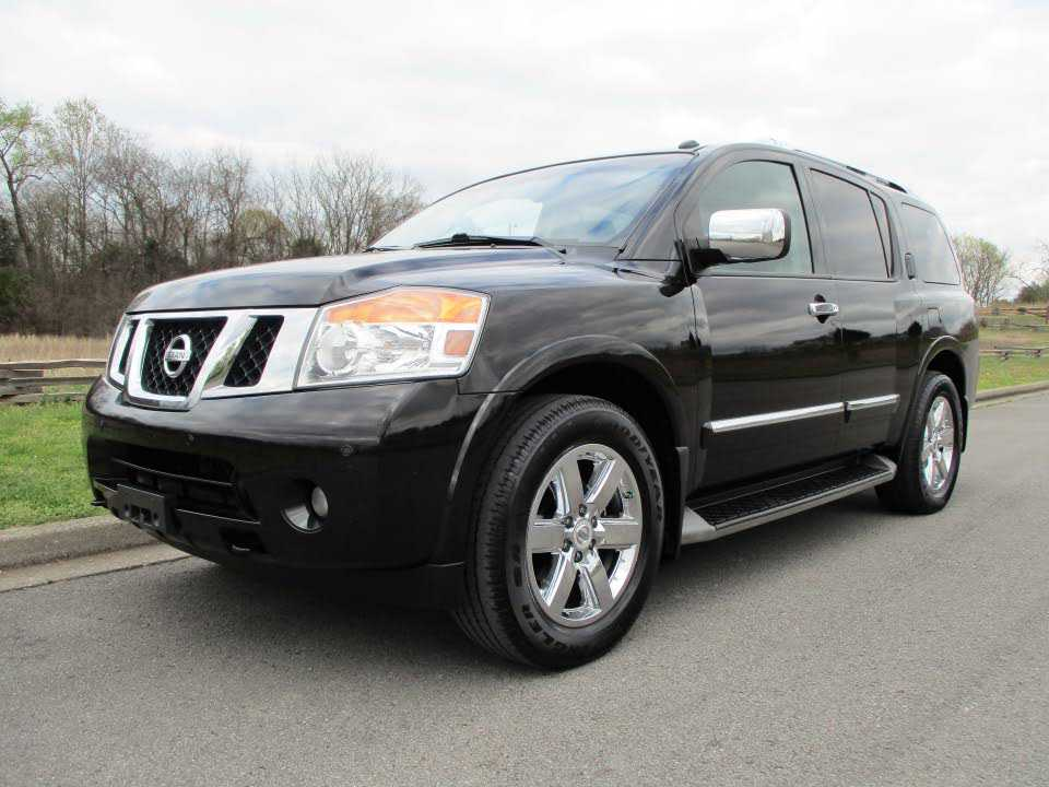 Nissan Armada 2014 $15993.00 incacar.com