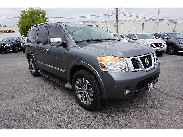 Nissan Armada 2015 $25350.00 incacar.com