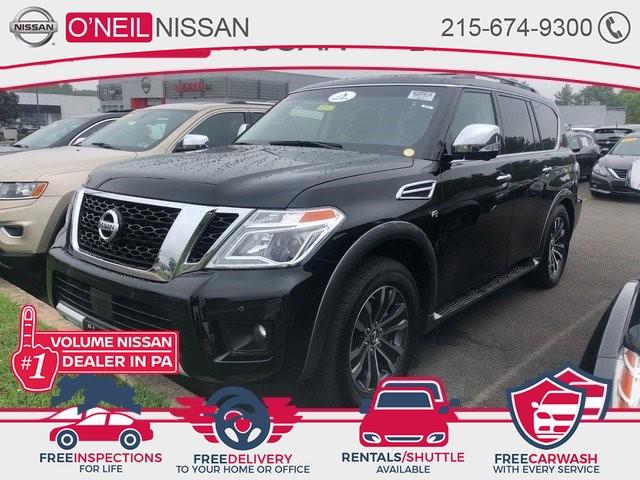 Nissan Armada 2017 $35990.00 incacar.com