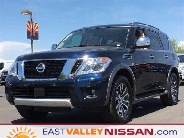 Nissan Armada 2018 $48162.00 incacar.com