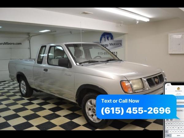 Nissan Frontier 1998 $3995.00 incacar.com