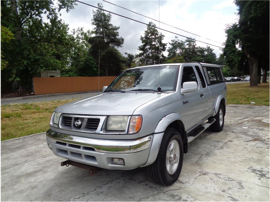 Nissan Frontier 2000 $3995.00 incacar.com