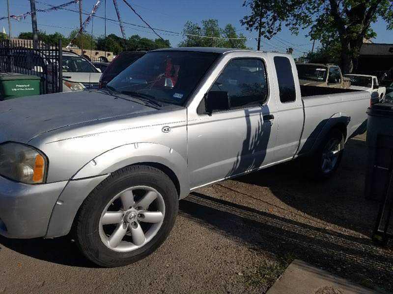 Nissan Frontier 2001 $3300.00 incacar.com