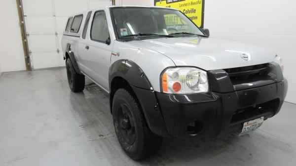 Nissan Frontier 2002 $7995.00 incacar.com