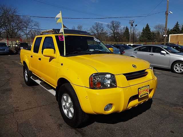 Nissan Frontier 2003 $4499.00 incacar.com