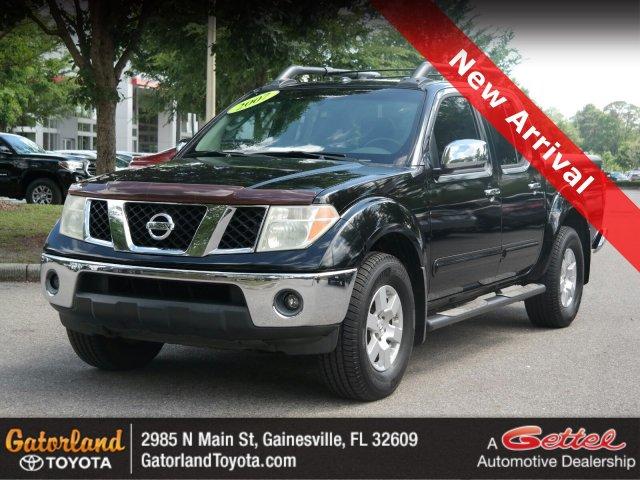 Nissan Frontier 2007 $9981.00 incacar.com