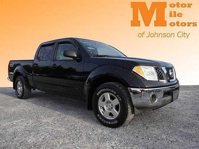 used Nissan Frontier 2008 vin: 1N6AD09W48C417158