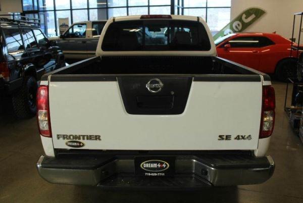 Nissan Frontier 2008 $7995.00 incacar.com