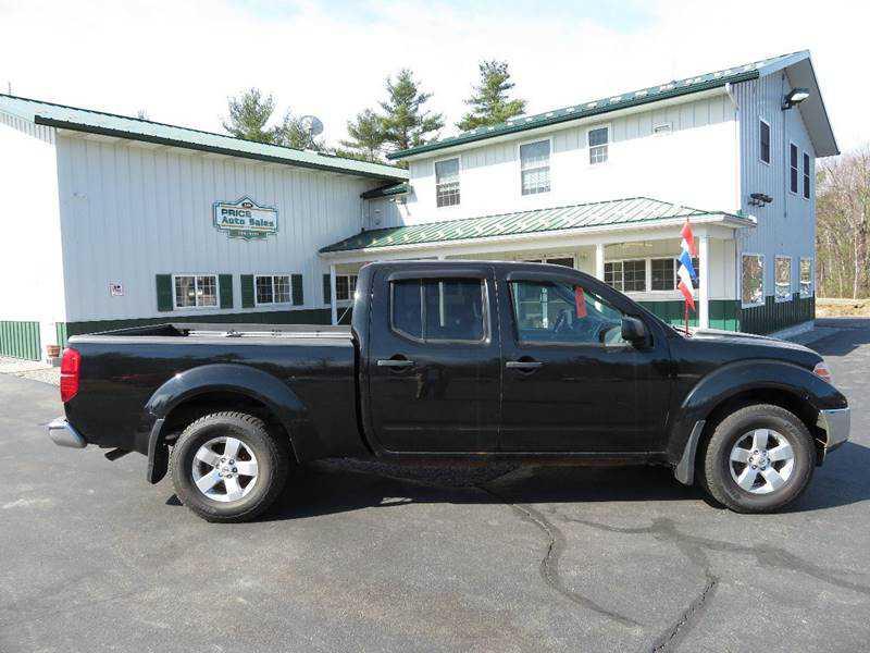 Nissan Frontier 2010 $12995.00 incacar.com
