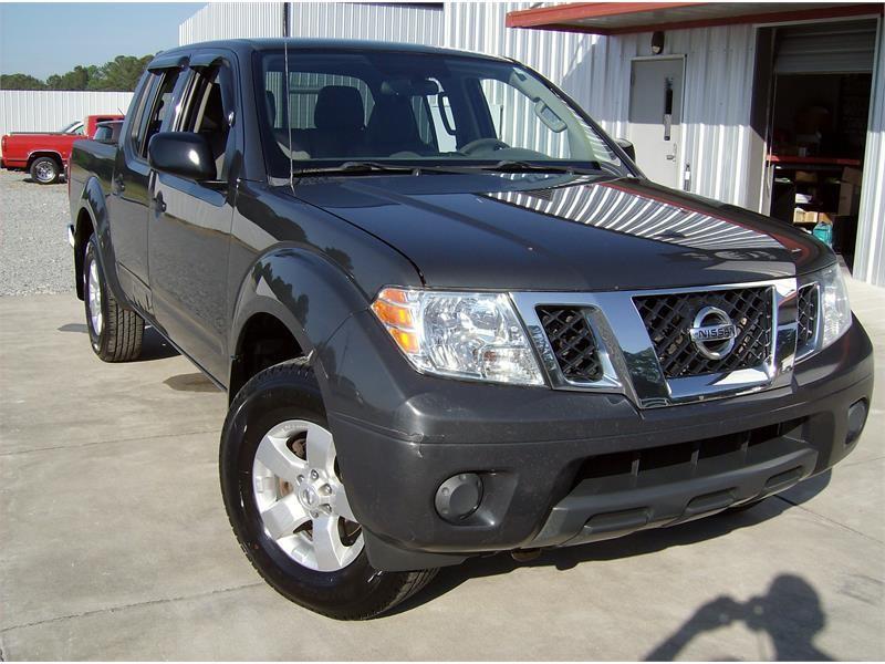 Nissan Frontier 2012 $9495.00 incacar.com