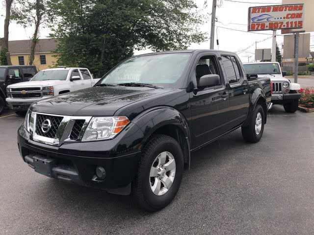 Nissan Frontier 2012 $17900.00 incacar.com