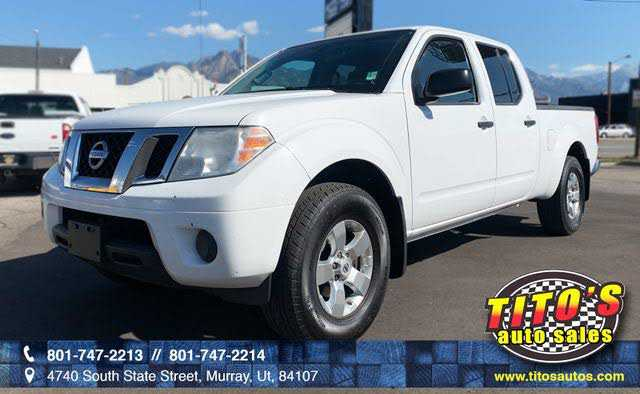 used Nissan Frontier 2012 vin: 1N6AD0FV7CC427719