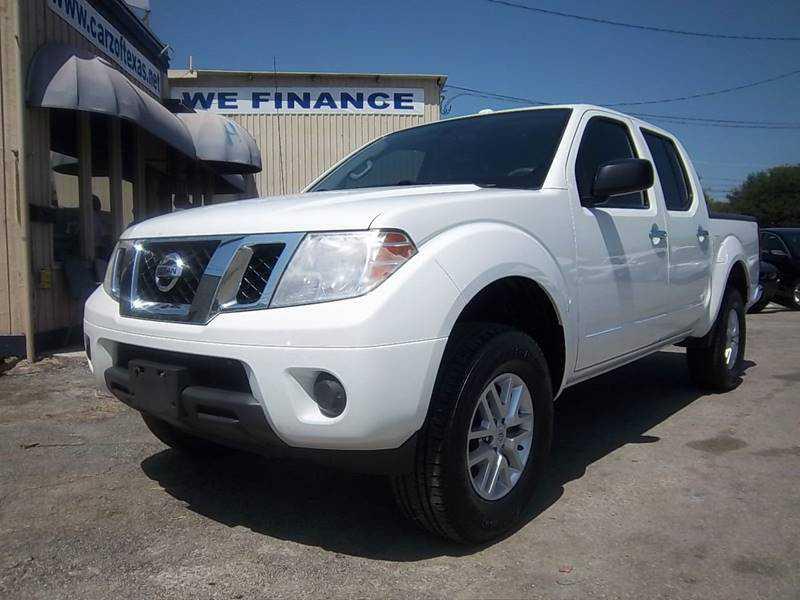 Nissan Frontier 2015 $12995.00 incacar.com