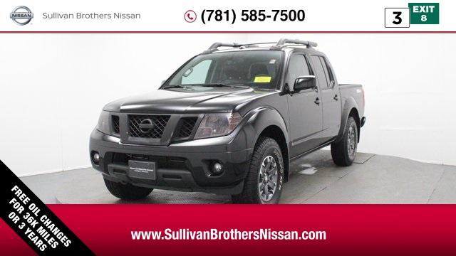 Nissan Frontier 2016 $29211.00 incacar.com