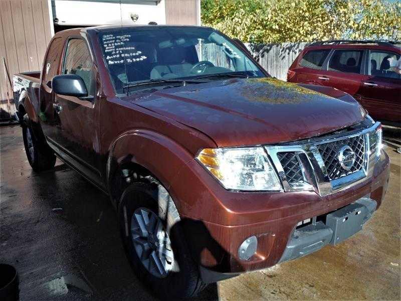 Nissan Frontier 2016 $7995.00 incacar.com