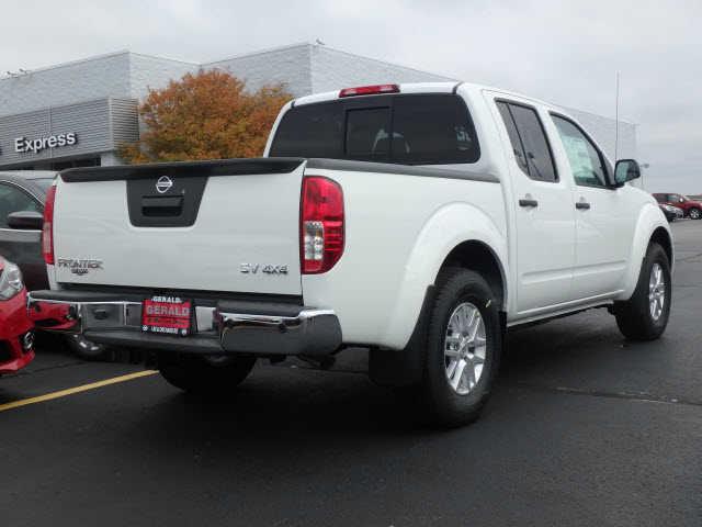 Nissan Frontier 2016 $28498.00 incacar.com