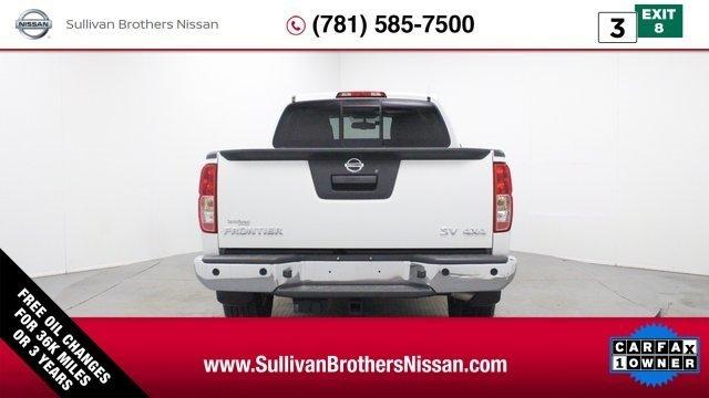 Nissan Frontier 2017 $24888.00 incacar.com