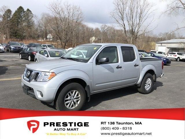 Nissan Frontier 2018 $23988.00 incacar.com