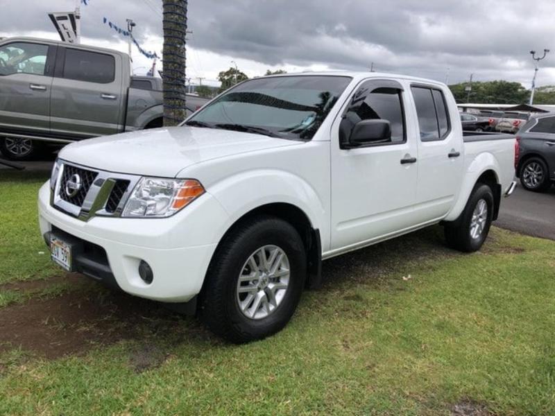 Nissan Frontier 2018 $24499.00 incacar.com