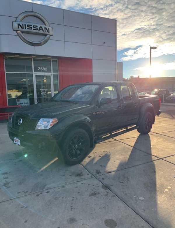 Nissan Frontier 2018 $32312.00 incacar.com