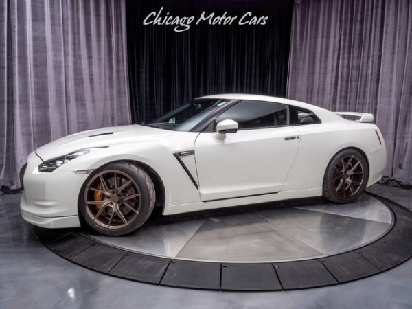 Nissan GT-R 2009 $84800.00 incacar.com