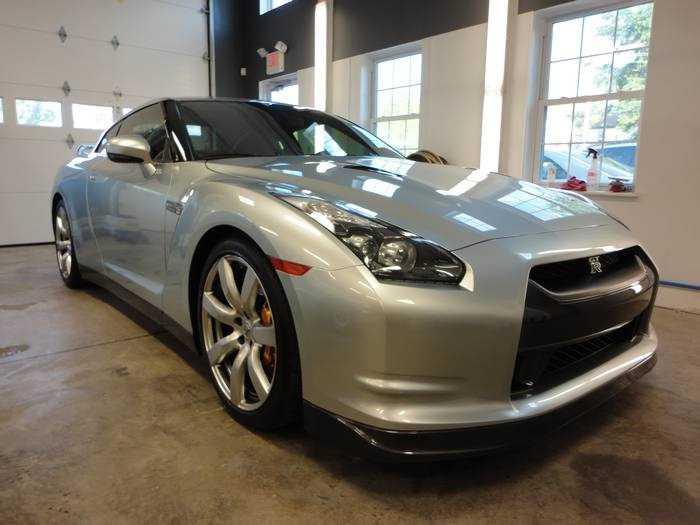 Nissan GT-R 2009 $70988.00 incacar.com